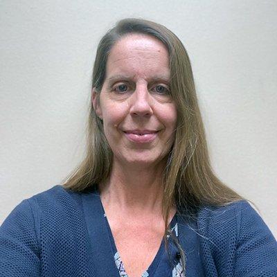 Kirsten Woodcock